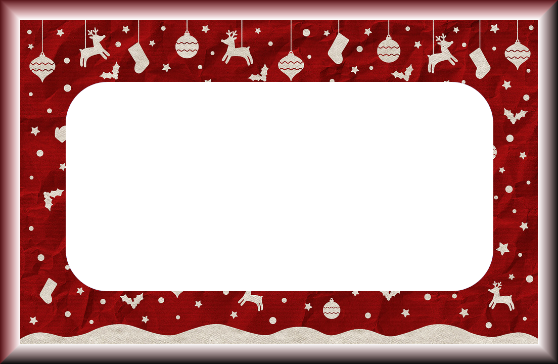 PNG Photo Xmas Frame image #30319