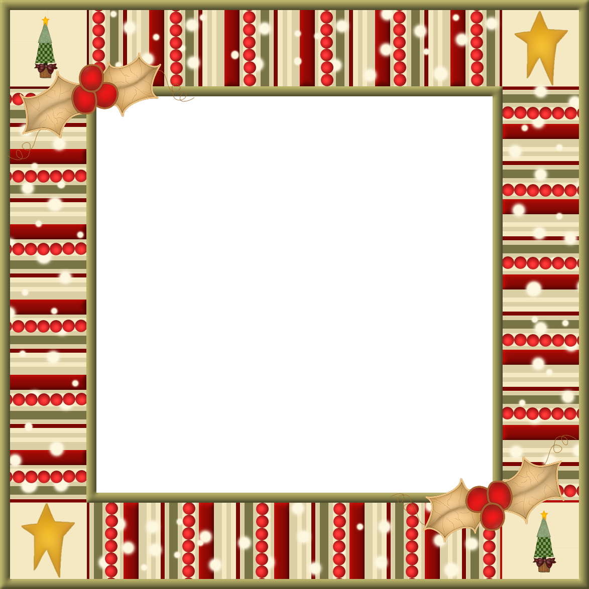 Vectors Xmas Frame Icon Download Free