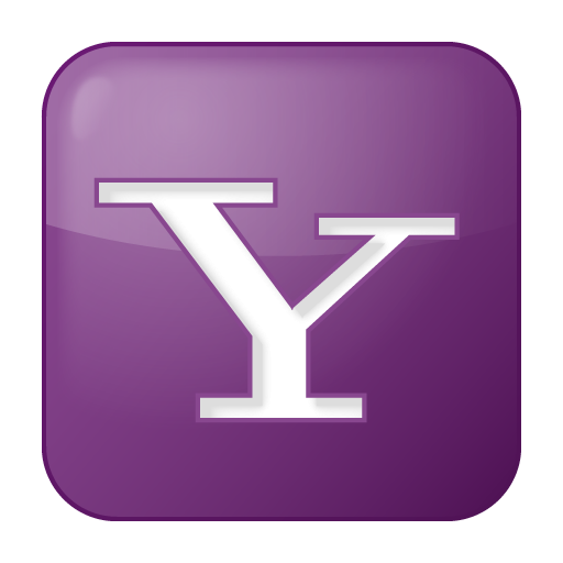 Icon Transparent Yahoo