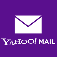 Icon Yahoo Mail Library 32183 Free Icons And Png