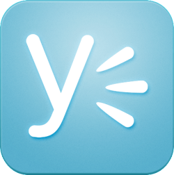 Vector Icon Yammer image #29647