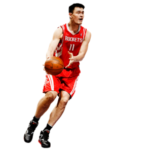 yao ming png - photo #7
