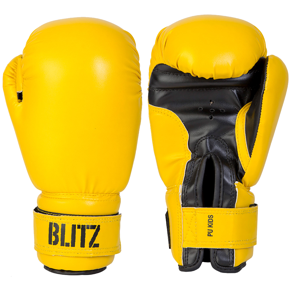 Yellow Boxing Png image #32997