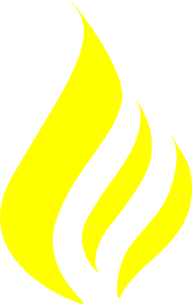 High-quality Yellow Fire Cliparts For Free! image #15107