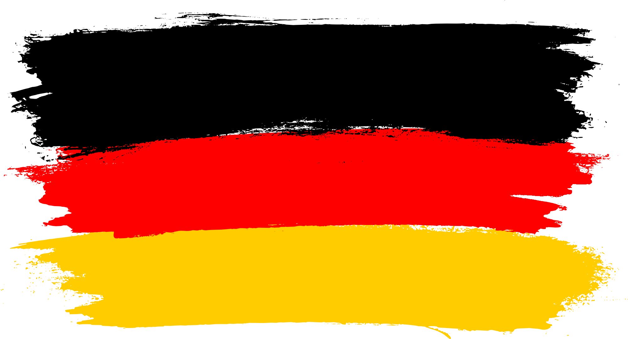 yellow germany, flag of germany, clip art