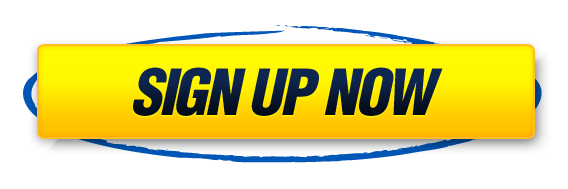 Yellow Sign Up Button Png image #28492