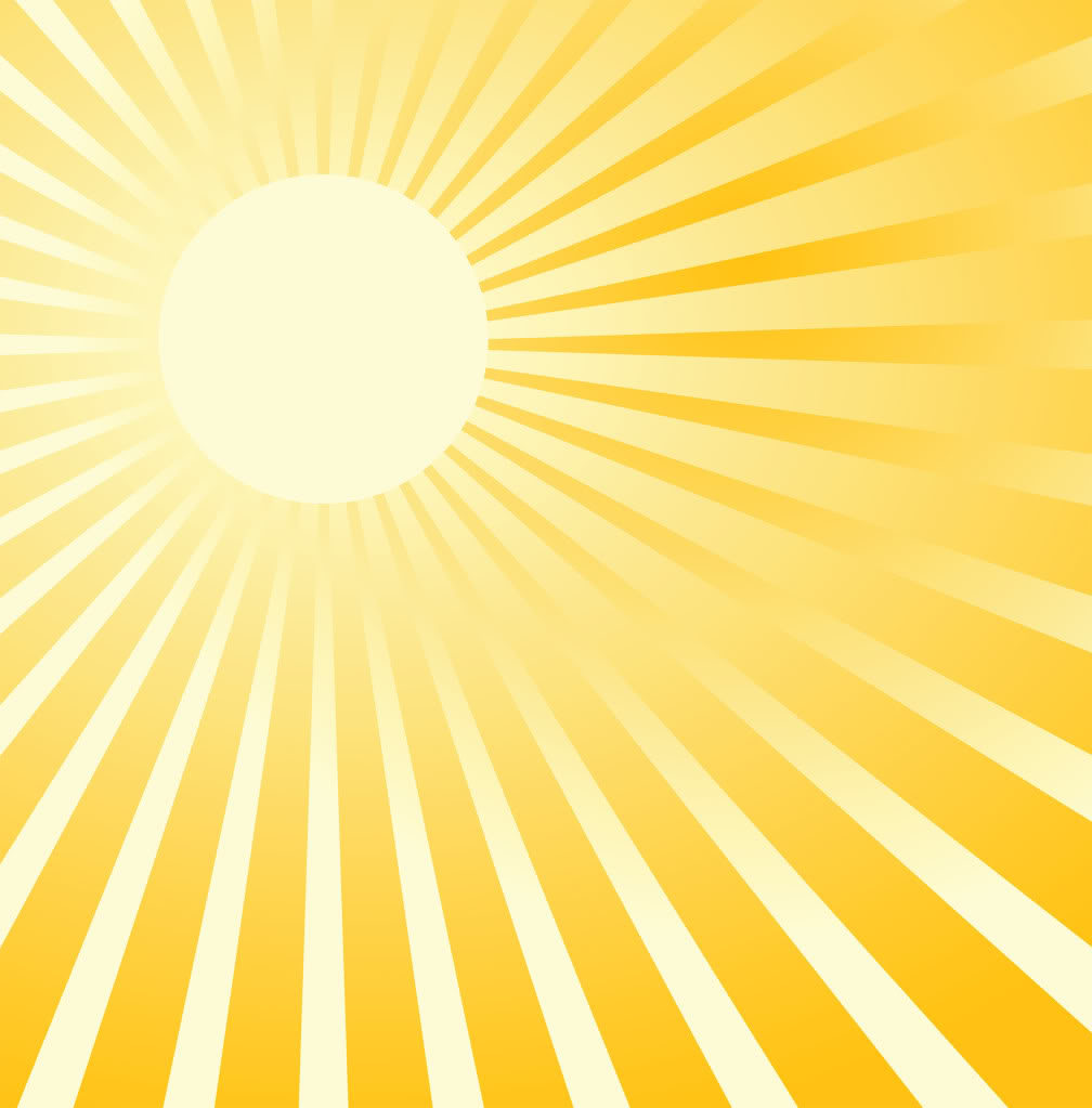 Yellow Sun Rays 36916 Free Icons And Png Backgrounds