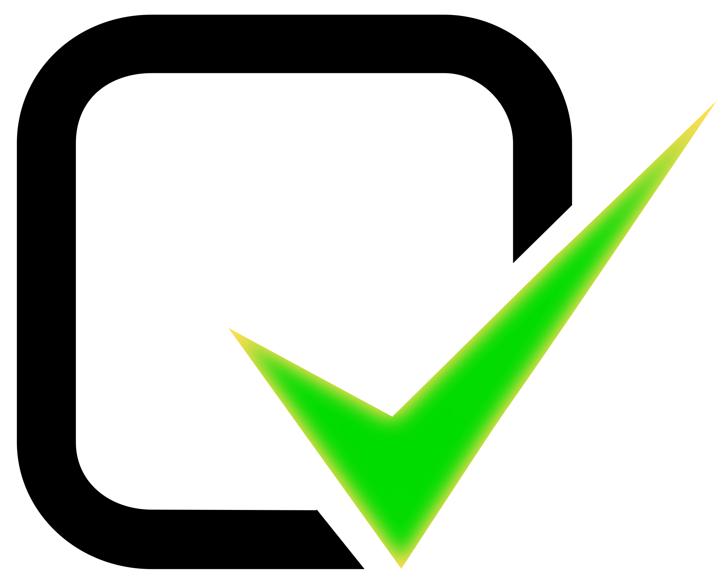 Yes Check Mark Png image #39556