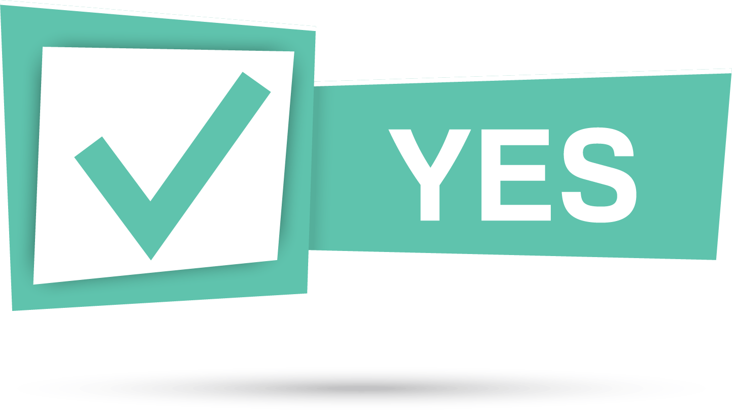 Download Png Free Yes Vector image #39551