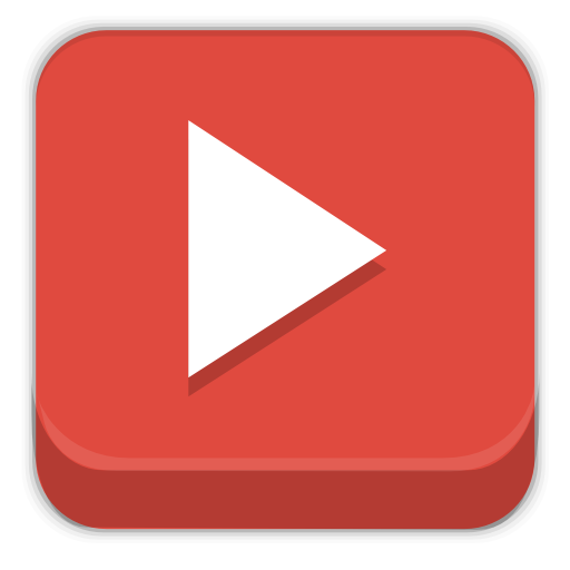Youtube Button Play Icon image #42026
