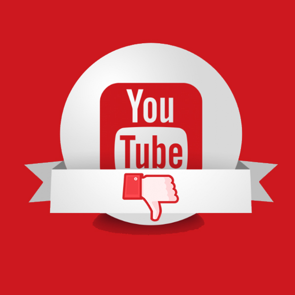 Youtube Dislike Photo Icon image #45987