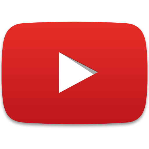 Image result for youtube app logo 2017