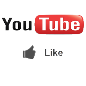 High-quality Youtube Like Cliparts For Free! image #39124