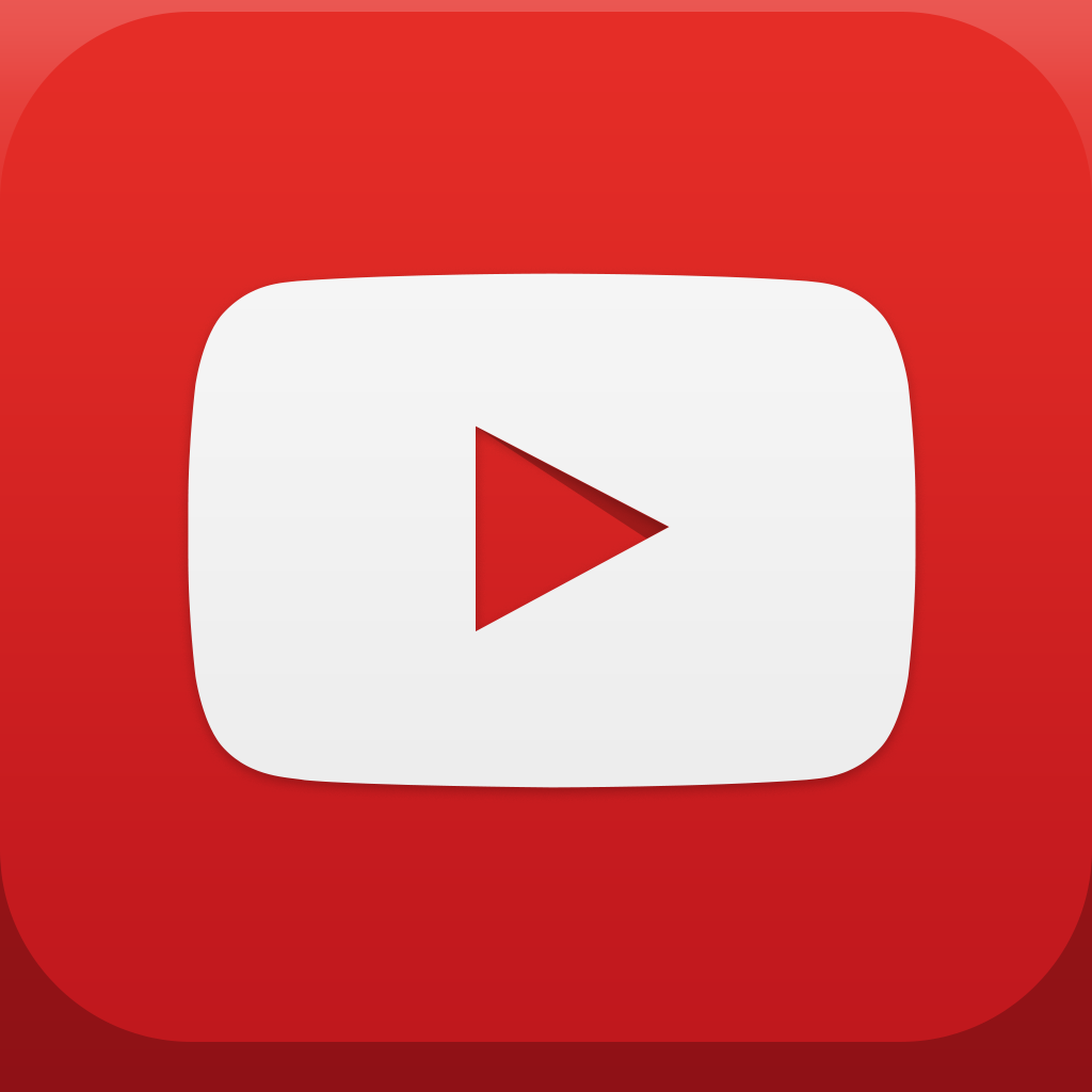 Youtube Logo 2 Icon
