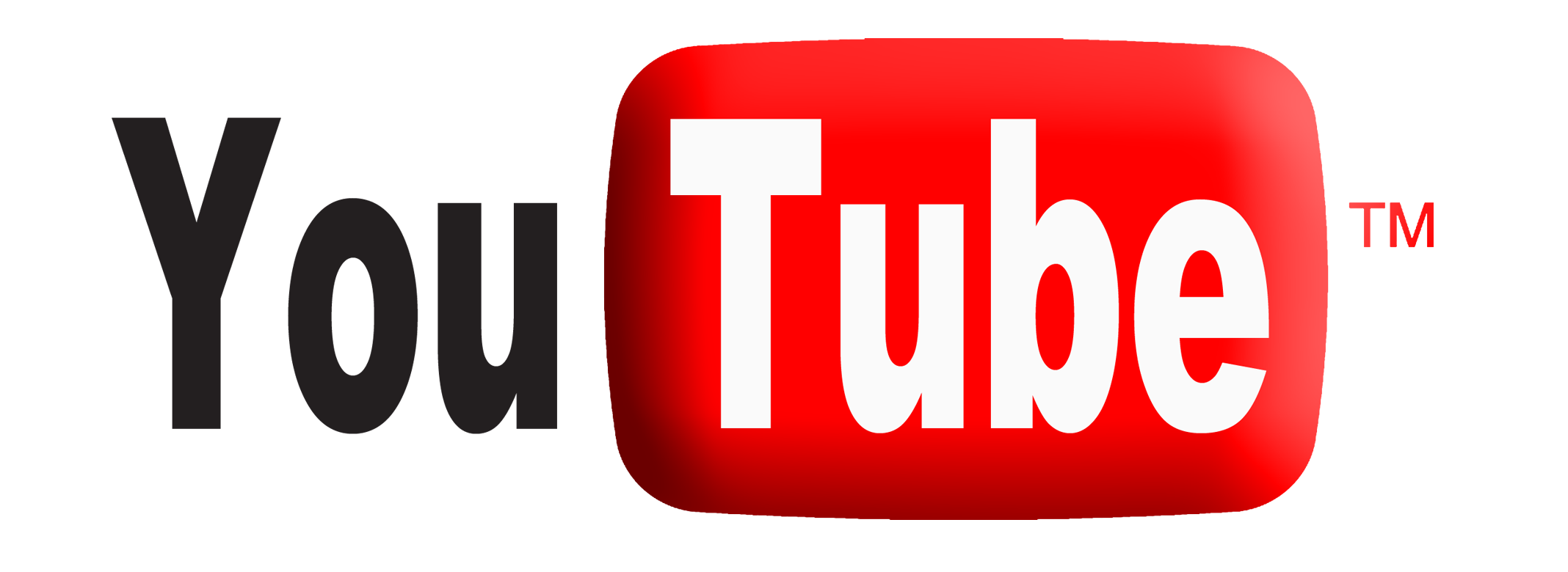 Youtube Logo HD PNG File image #46021
