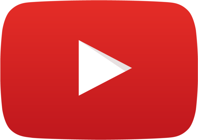 Youtube logo play icon png