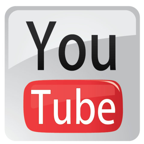 Youtube Logo High-quality Download Png image #3578