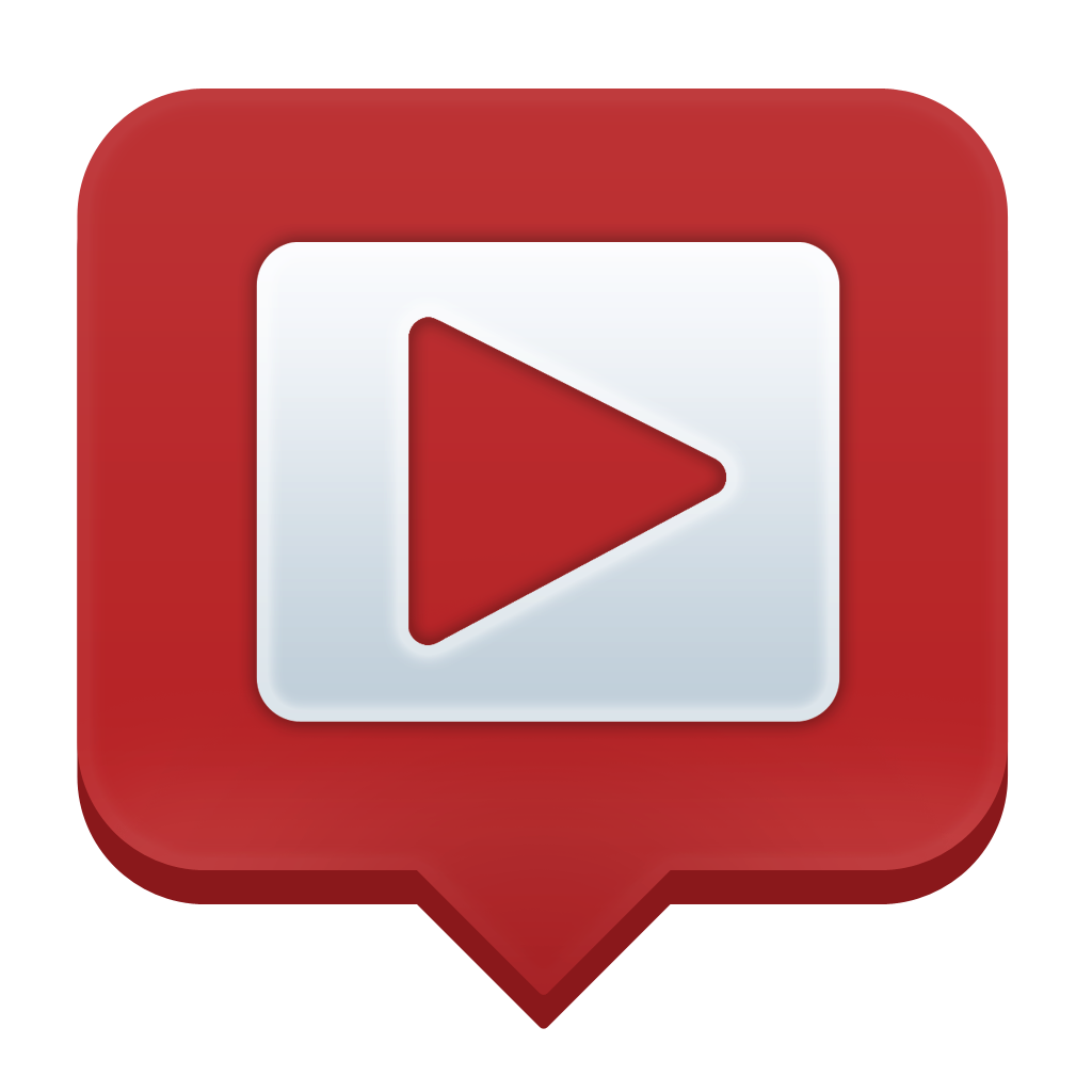 Youtube Play Logo PNG Pic image #46028