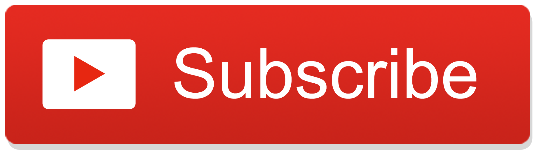 Youtube Subscribe Button Classic Png image #39347