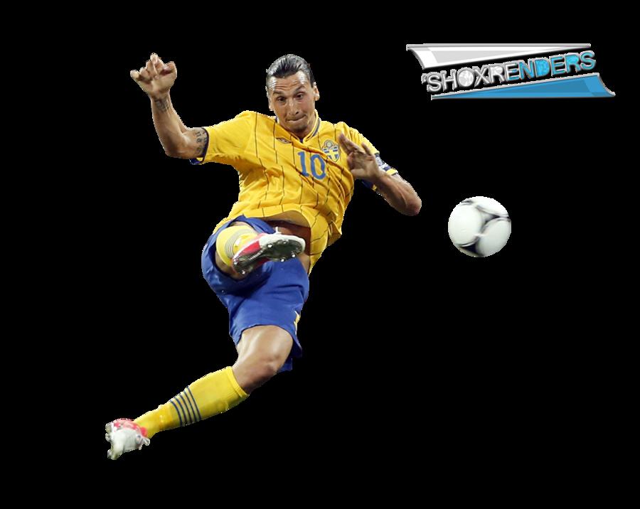 Zlatan Ibrahimovic, Yellow Tshirt, Football Png image #41058