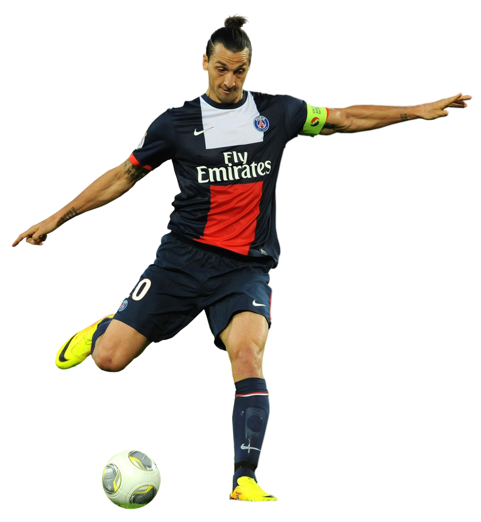 Striking zlatan ibrahimovic png