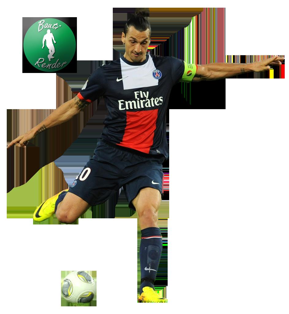 Striking Zlatan Ibrahimovic Png image #41060