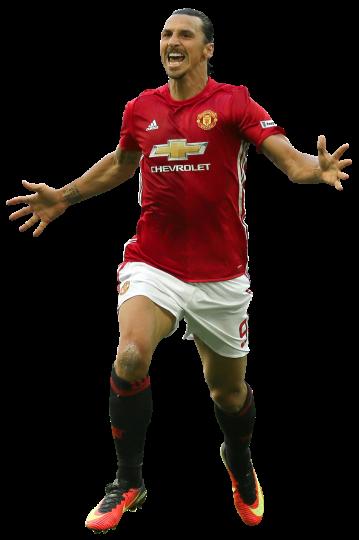 Red Zlatan Ibrahimovic Png 41046 Free Icons And Png