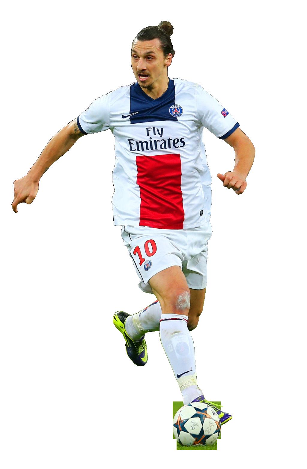 Zlatan Ibrahimovic Clipart image #41068