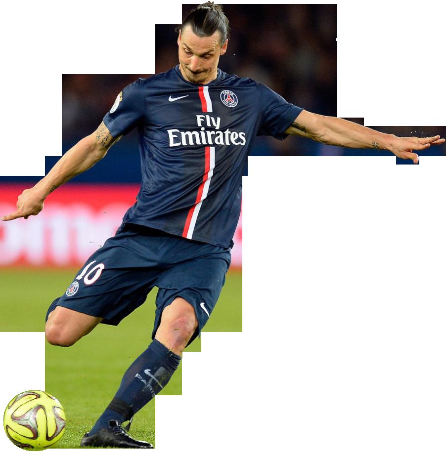 Football Player Zlatan Ibrahimovic Png image #41069