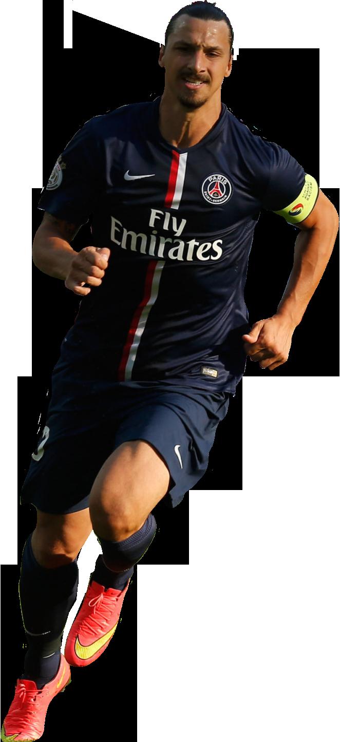Zlatan Ibrahimovic Running Wallpaper image #41071