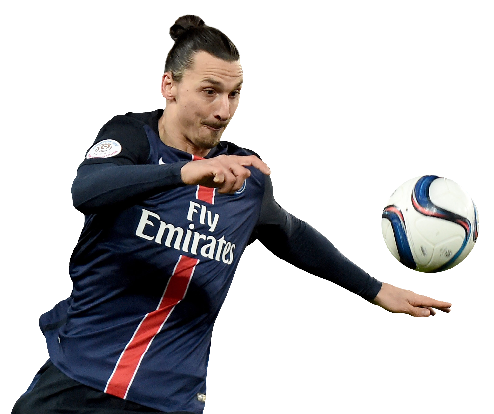 navy and football zlatan ibrahimovic png