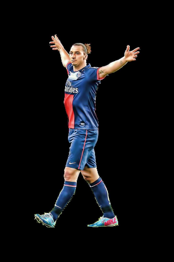 Blue Tshirt Zlatan Ibrahimovic Png image #41048