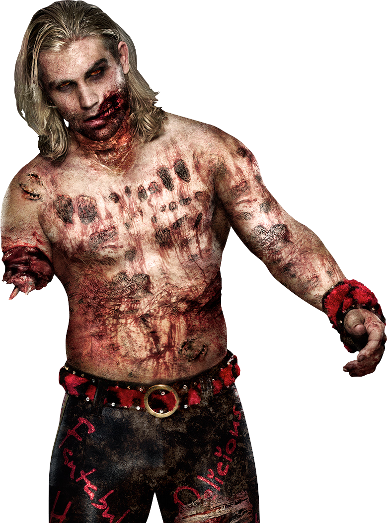 Zombie Arm Fictional Character Tyler Breeze Maryse Ouellet Photo Background image #48828