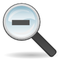 Icon Zoom Out Png image #8456
