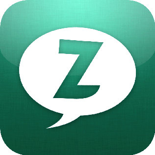 Zumbl IPhone Icon Png image #19022